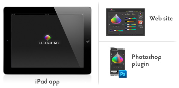 ColoRotate products